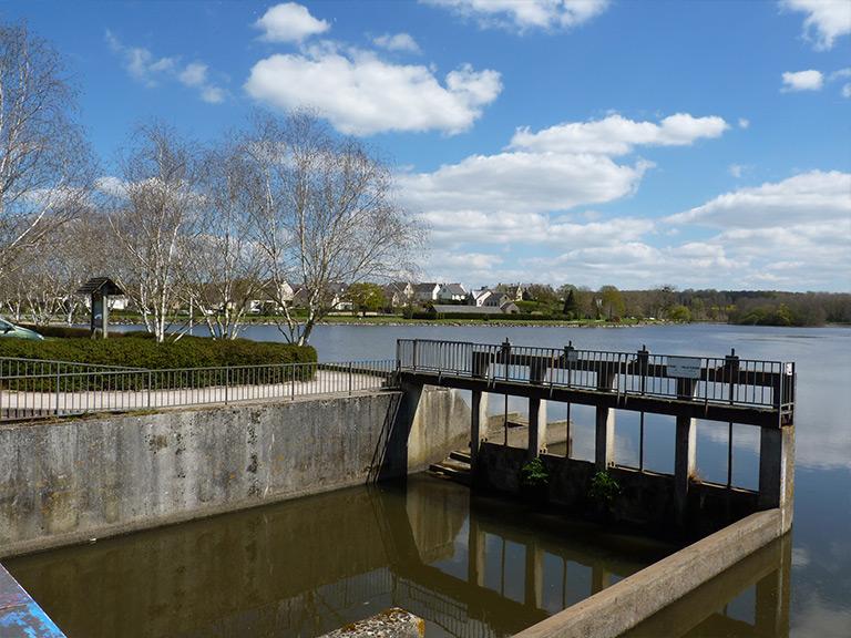Étude préalable à l'aménagement du plan d'eau de Lamballe (22)